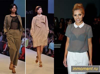 2014 модные блузы зима 2013 мода для