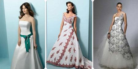 Модная невеста сезона осень зима 2009 2010