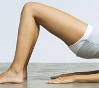 Как сделать бедра красивыми с помощью упражнений