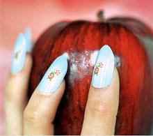 Здоровые красивые ногти и питание