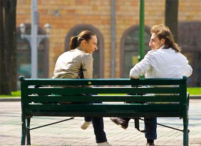 как лучше всего начать знакомство