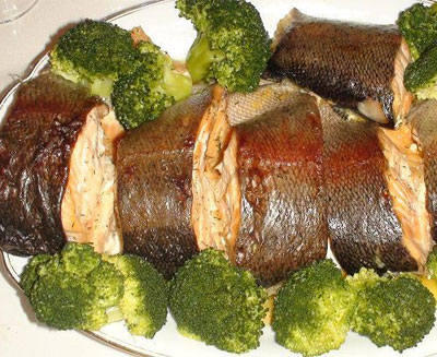 фото кумжа рыба