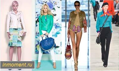 Юна стиль женская одежда весна 2014