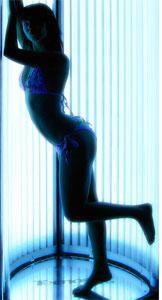 Польза и вред загара в солярии