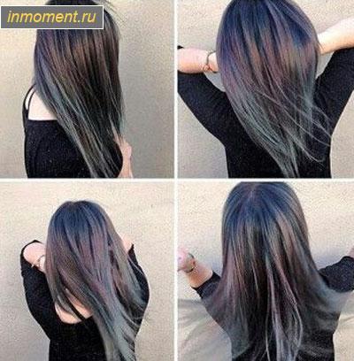модные оттенки волос лето 2018